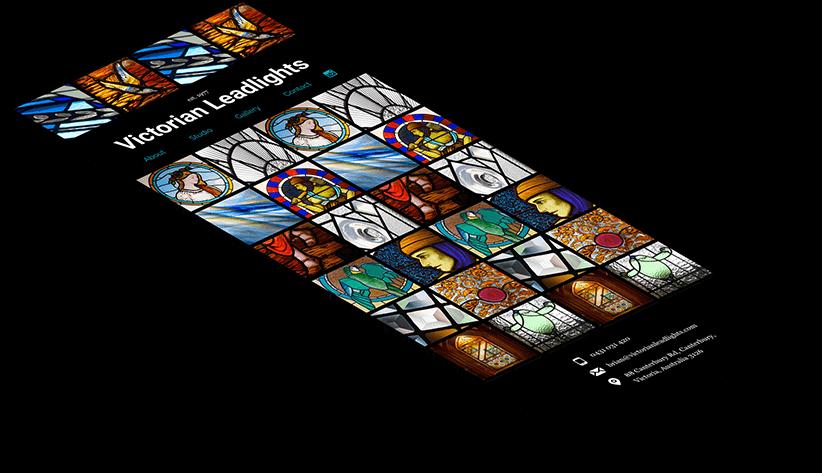 Victorian Leadlights Website